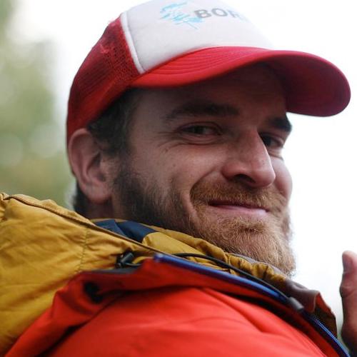 Instructor Max Girard