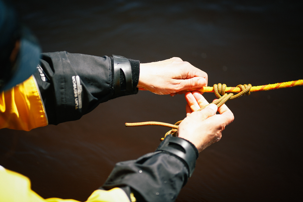 Video: 7 useful rescue knots