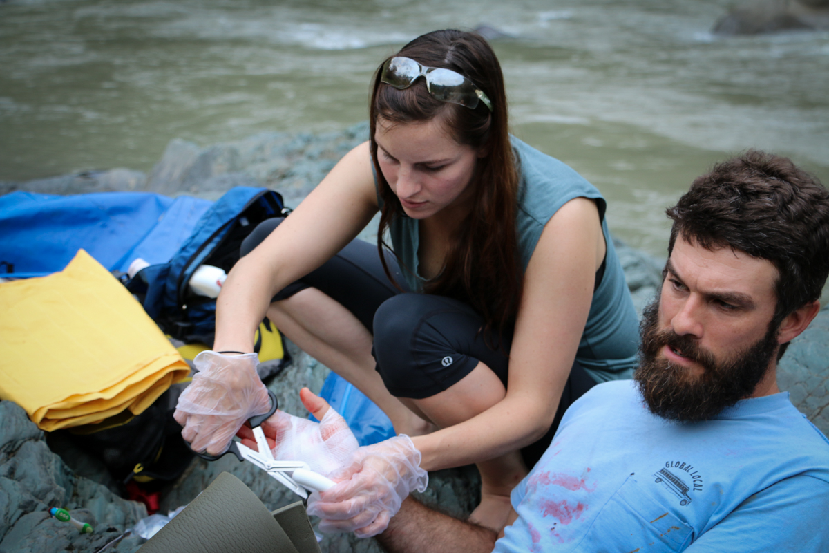 Wilderness First Responder and First Aid Student Interviews