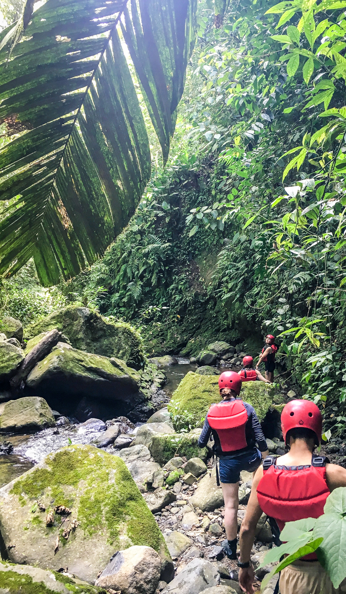 Costa Rica Wilderness First Responder Course