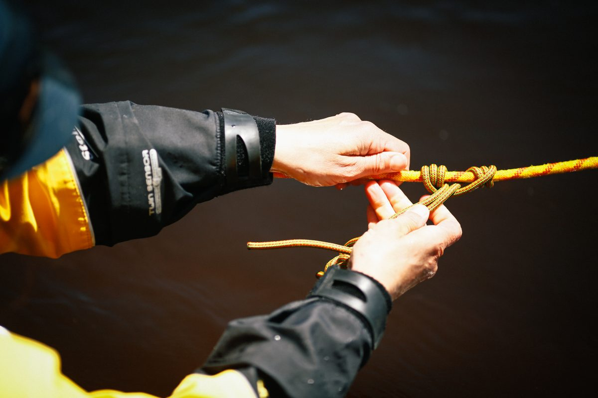 7 Useful Knots for Whitewater and Swiftwater Rescue