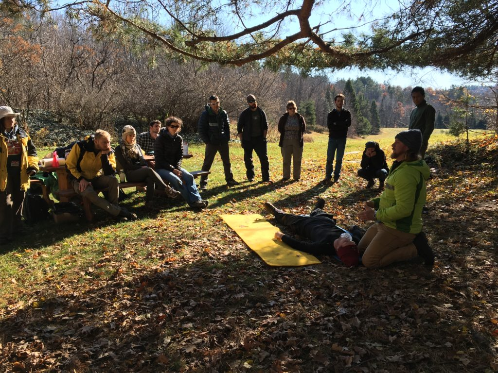 Wilderness Medical Associates - 5 day WFR course