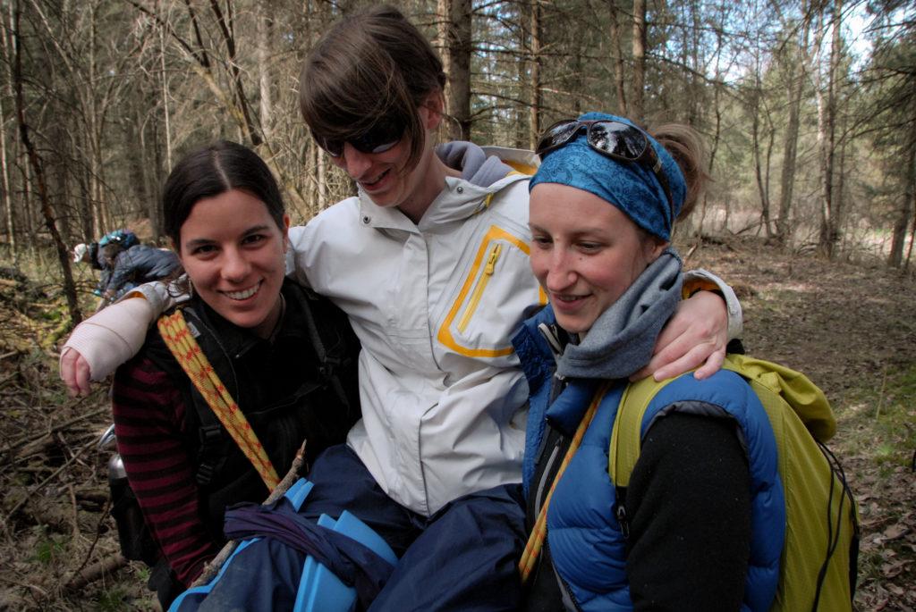 Wilderness First Responder (WFR) training course